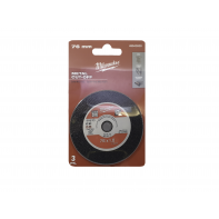Milwaukee M12 FCOT Metal Cut-Off  Disc 3 pk