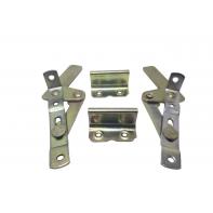 Mirror movement bracket, 4 pieces per set, Zinc plated, each