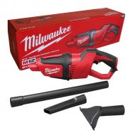 Milwaukee M12 Cordless Compact Vacuum (Tool Only) M12HV-0